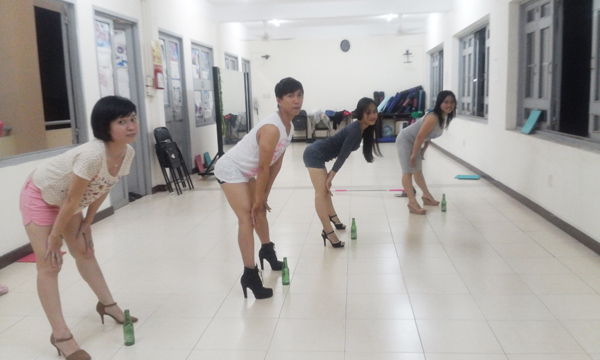 Miễn phí hoc nhảy Sexy Dance tại TDTT Bình Thạnh - 14