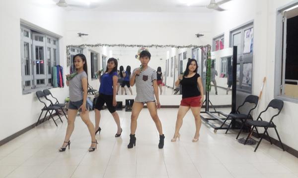 Miễn phí hoc nhảy Sexy Dance tại TDTT Bình Thạnh - 15