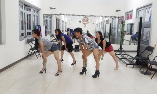 Miễn phí hoc nhảy Sexy Dance tại TDTT Bình Thạnh - 16