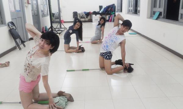 Miễn phí hoc nhảy Sexy Dance tại TDTT Bình Thạnh - 18