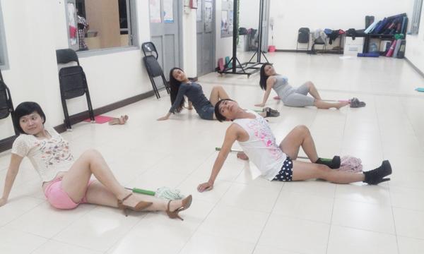 Miễn phí hoc nhảy Sexy Dance tại TDTT Bình Thạnh - 19