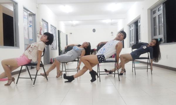 Miễn phí hoc nhảy Sexy Dance tại TDTT Bình Thạnh - 6