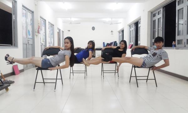 Miễn phí hoc nhảy Sexy Dance tại TDTT Bình Thạnh - 7