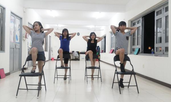 Miễn phí hoc nhảy Sexy Dance tại TDTT Bình Thạnh - 8