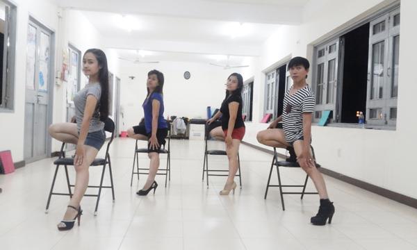 Miễn phí hoc nhảy Sexy Dance tại TDTT Bình Thạnh - 9