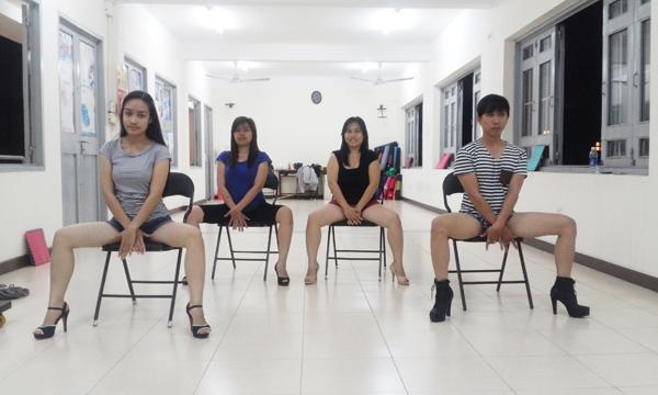 Miễn phí hoc nhảy Sexy Dance tại TDTT Bình Thạnh - 10