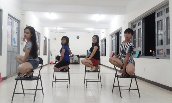 Miễn phí hoc nhảy Sexy Dance tại TDTT Bình Thạnh - 13